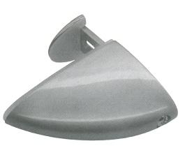 tukan malý 55mm RAL 9006