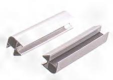Roh soklu 90°/150mm vnější a vnitřní ALU broušený