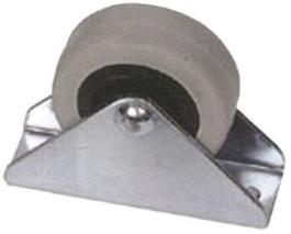 kolečko pevné-gumové pr.50mm