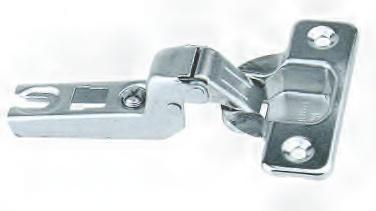 závěs FGV s otevírací pružinou vložený